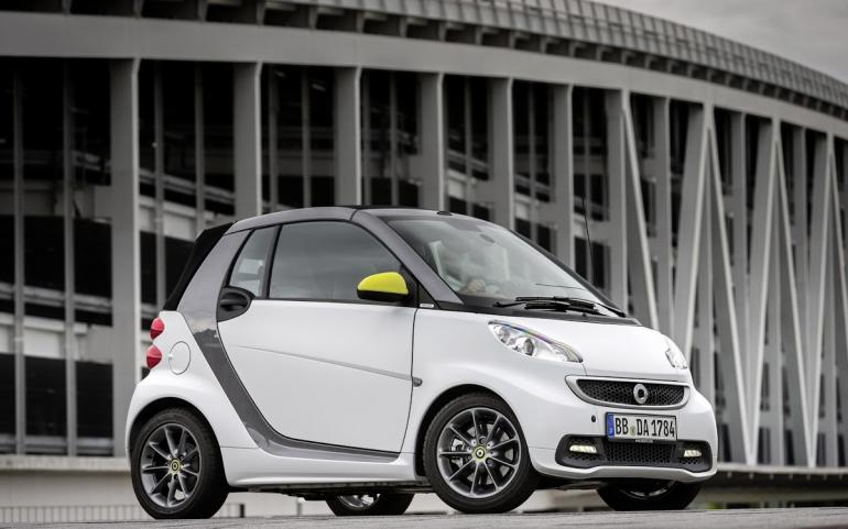 SMART FORTWO 70 1.0 PASSION € 225,29
