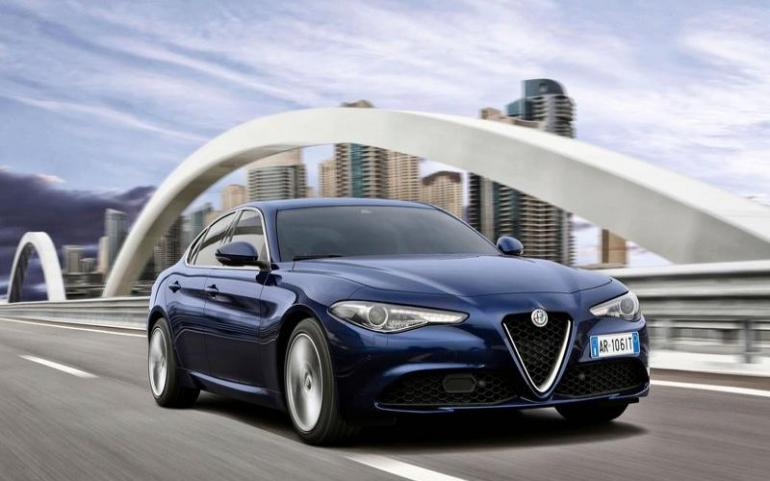 ALFA ROMEO GIULIA 2.2 150CV AT8 BUSINESS € 449,00