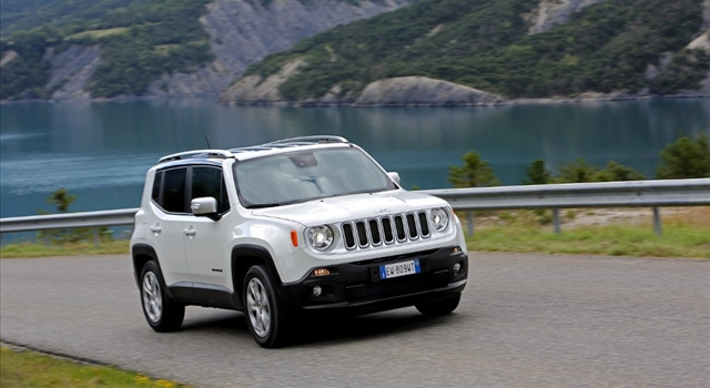 JEEP RENEGADE 1.6 105 CV BUSINESS € 299,00